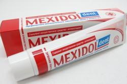 Зубная паста, Мексидол дент актив 65 г