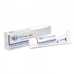 Эффезел, гель д/наружн. прим. 1 мг/г+25 мг/г 30 г №1
